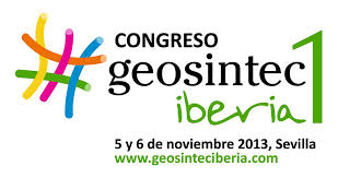 <p>GEOSINTEC IBERIA 1, Sevilla (Spain): 5-6 November 2013</p>